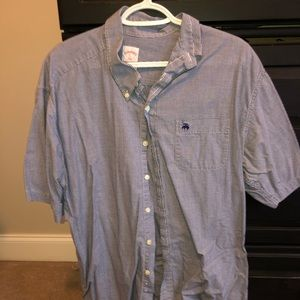 Brooks brothers short sleeve button down
